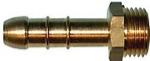 Штуцер газовый Ø14мм с наружной резьбой N2150