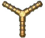 Соединитель для газовых шлангов N2180