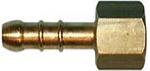 Штуцер газовый Ø10мм с внутренней резьбой N2130