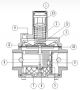 Стабилизатор давления ST846-F